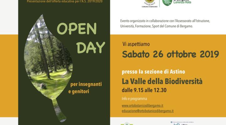 Open day per insegnanti e genitori